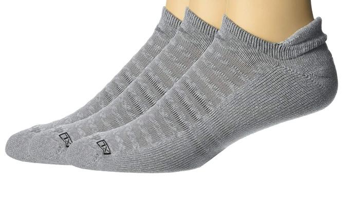 Drymax Running Lite Mesh No Show Socks, adult soccer socks