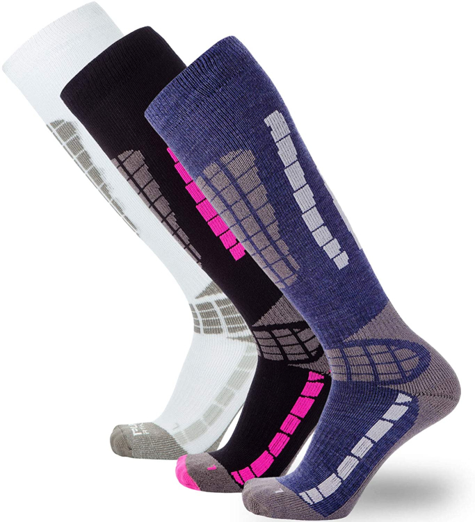 Pure Athlete Ski Socks