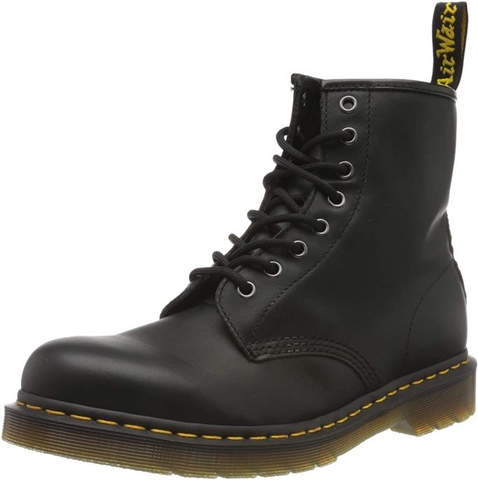 dr. martens 1460 boot, women's combat boots