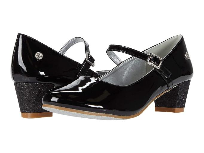 Nine West Kids Aiza Mary Jane Pumps, Little Girls Heeled Dress Shoes