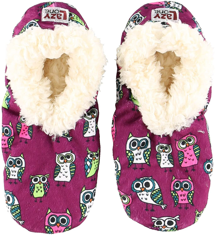 Lazy One Slipper Socks
