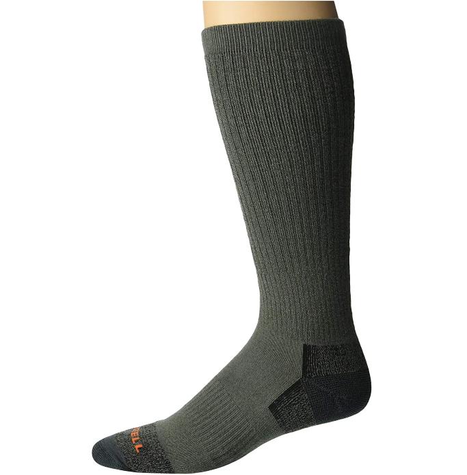 Merrell Moab Hiker Over-The-Calf Crew Socks