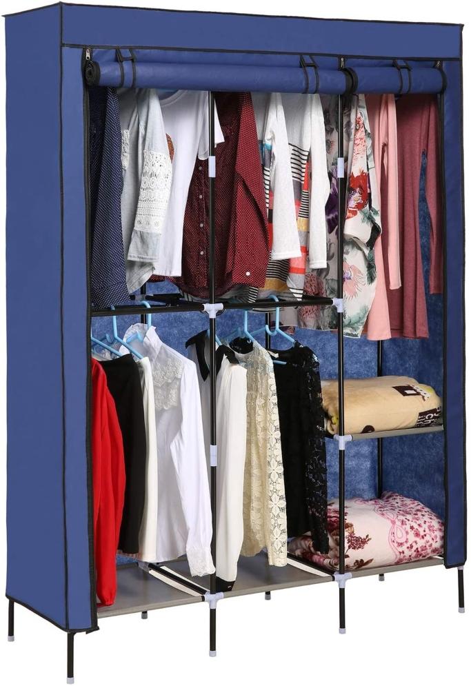 Hicient Portable Clothes Closet
