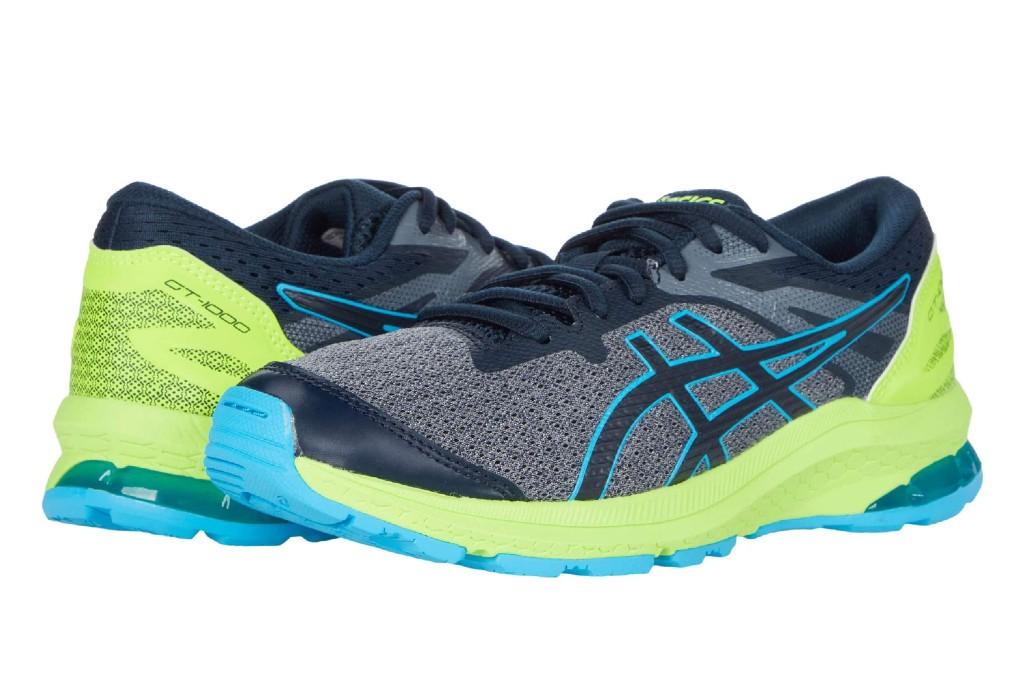 Asics Kids GT-1000 10 GS Sneaker, best boys running shoes