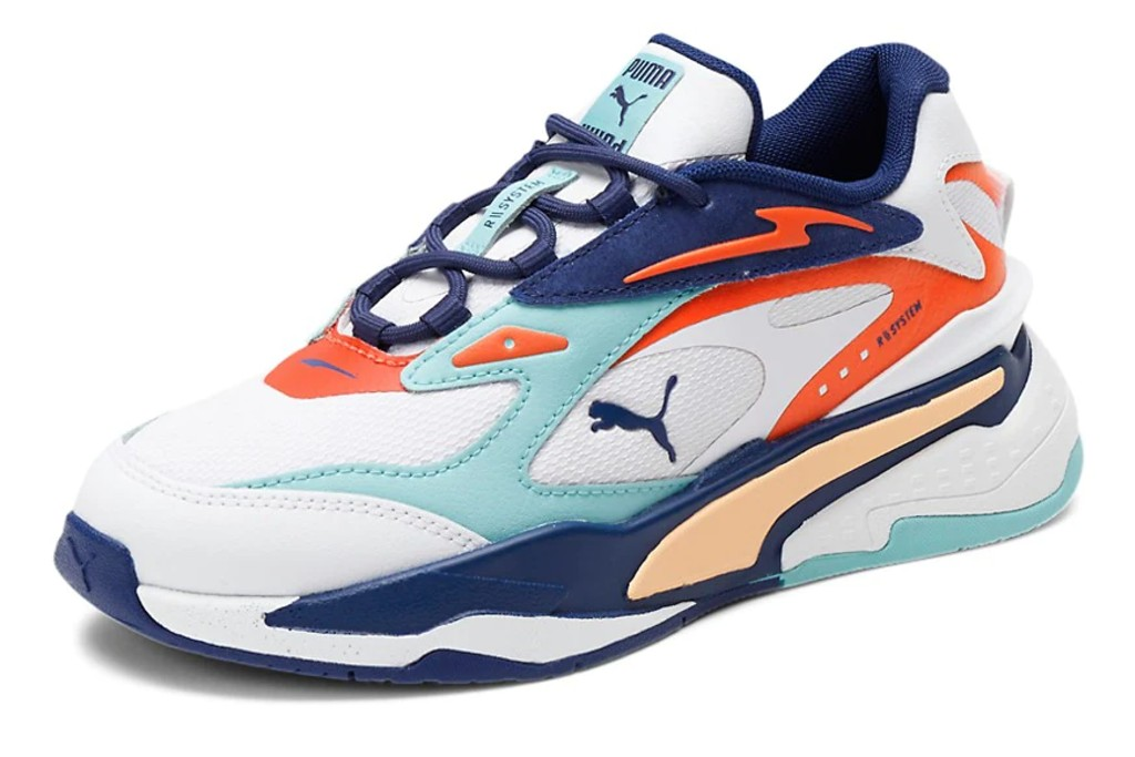 Puma RS-Fast Courtside Junior Sneakers, best boys running shoes
