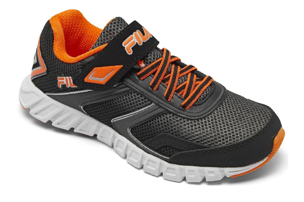 Fila Crater 19 Stay-Put Sneaker, best boys running shoes