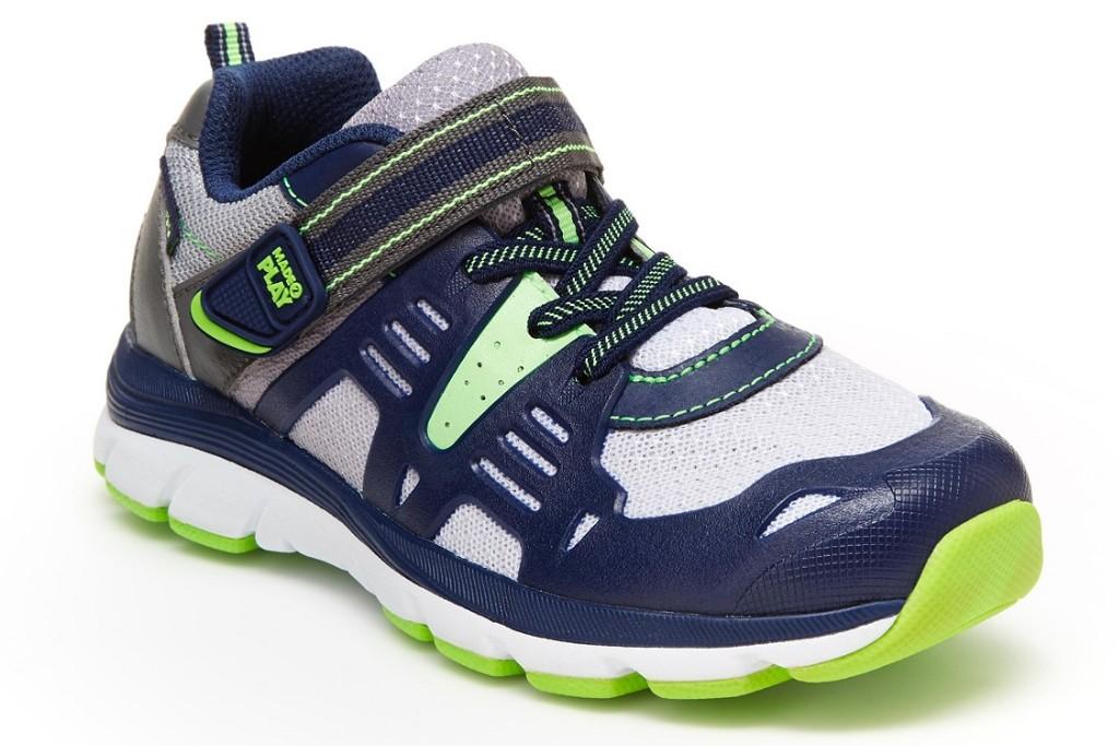 Stride Rite M2P Ashton Sneaker, best boys running shoes