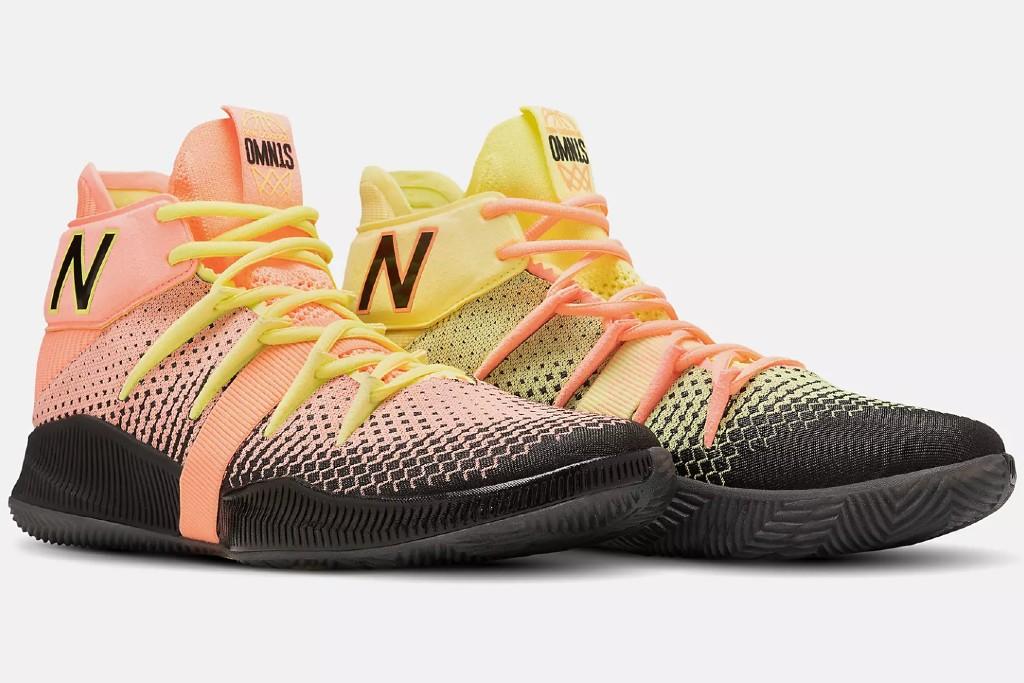 New Balance OMN1S Basketball Shoes, best women's basketball shoes
