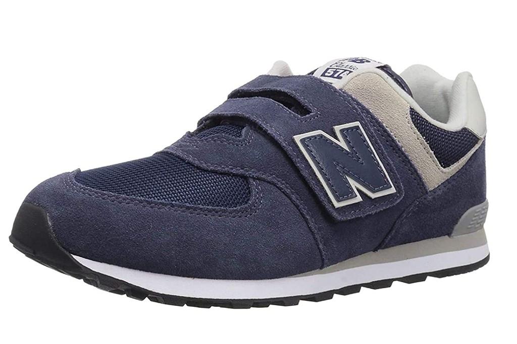 New Balance Kids' 574v1 Hoop and Loop, best boys sneakers