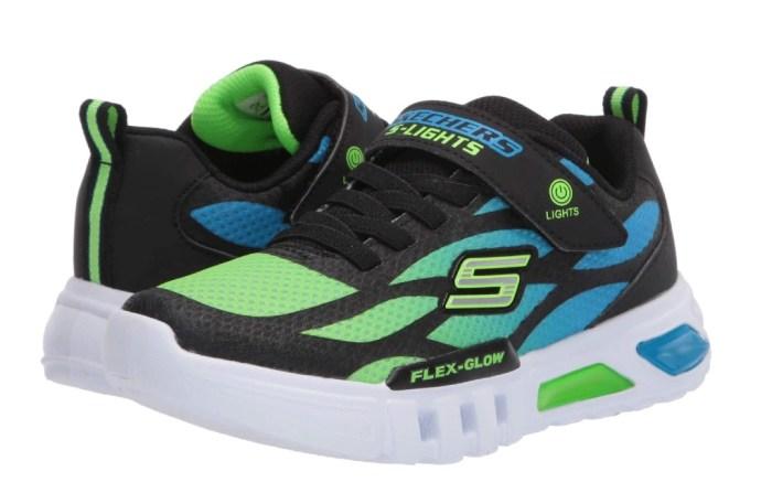 Skechers Sport Lighted Flex-Glow, boys sneakers