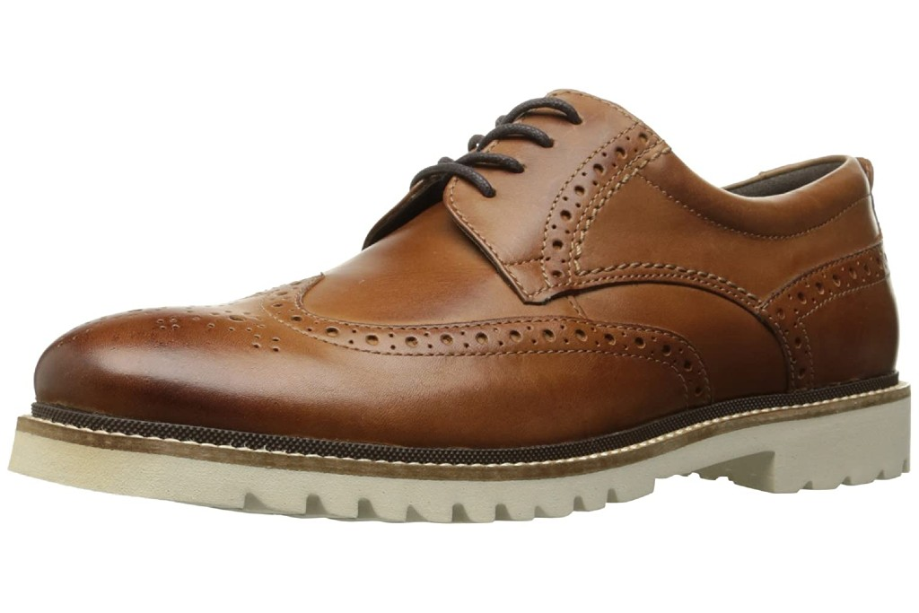 Rockport Marshall Wingtip Oxford, brogues for men