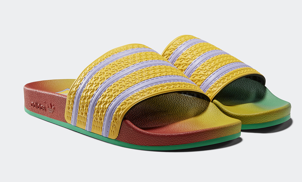 Adidas x Arizona Iced Tea Adilette slide