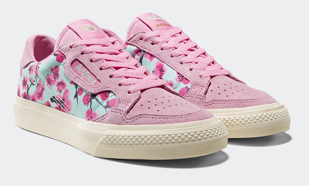 Adidas x Arizona Iced Tea Continental Vulc