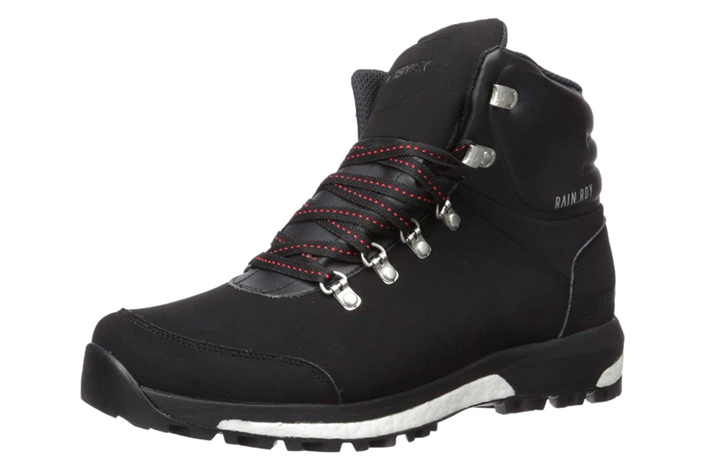 adidas, hiking boots