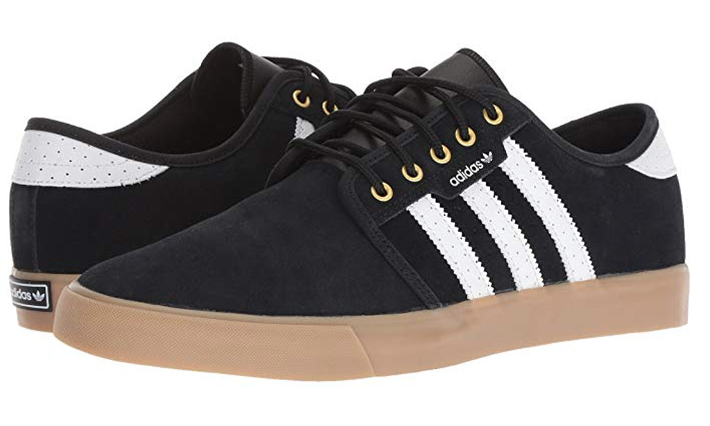 adidas seeley mens skate shoes, skateboarding