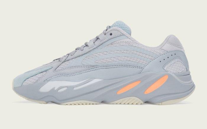 Yeezy sneakers, Adidas yeezy, boost 700 v2, inertia, Kanye west