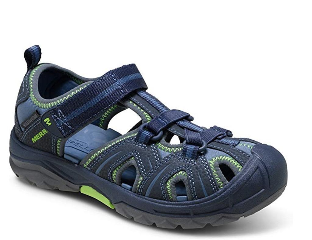 Merrell Hydro Water Sandal, best boys sports sandal, best boys sport sandal amazon