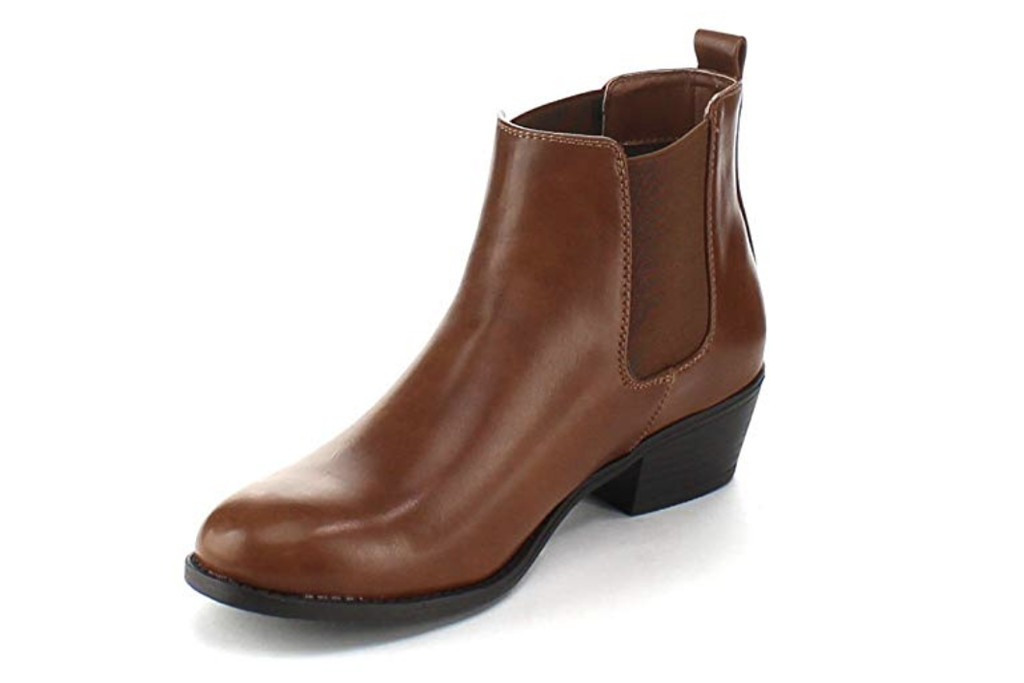 Refresh TILDON-02 Women's Elastic Chelsea Ankle Booties, Best Womens Chelsea Boot, Amazon, Rainboots, fall boot trend