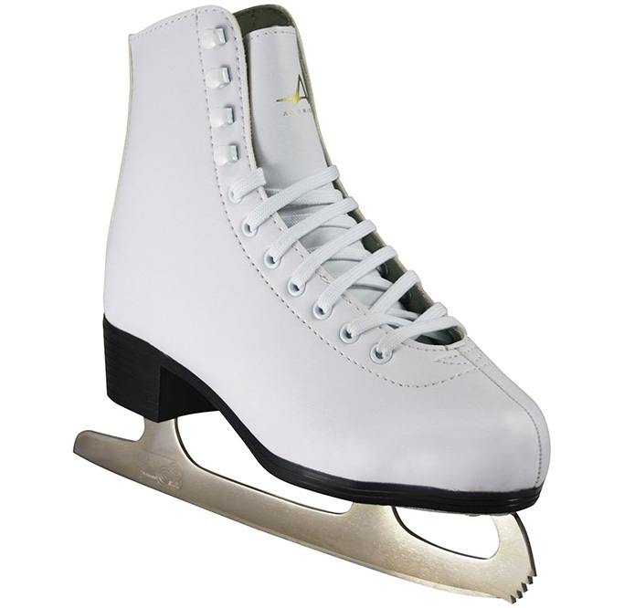 American Athletic Tricot Ice Skates