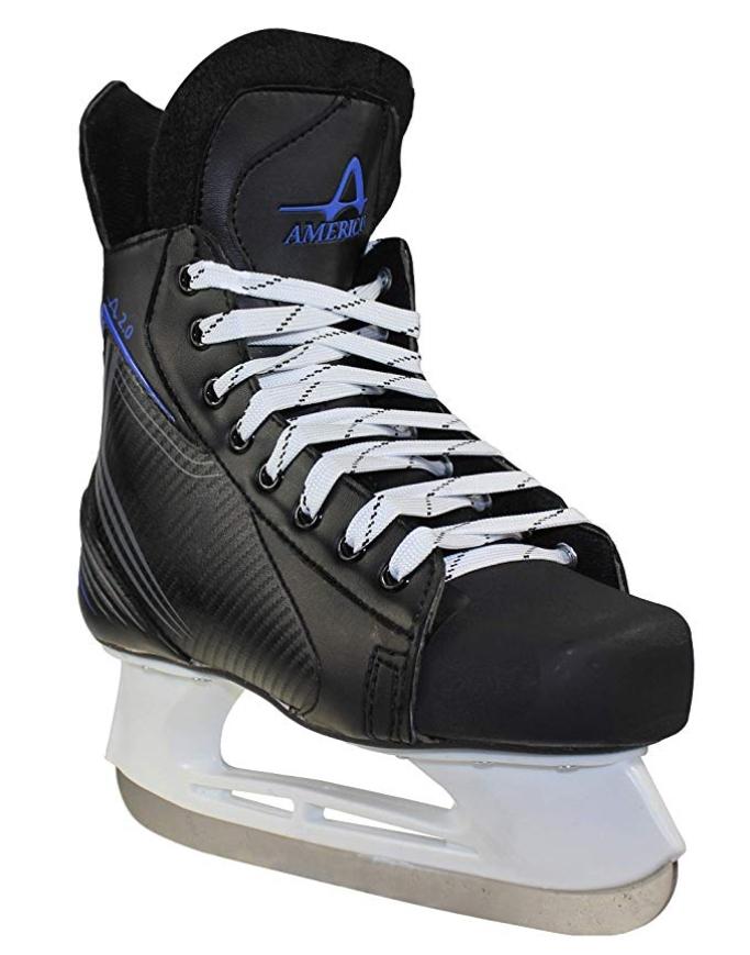 American Ice Force 2.0 Hockey Skate, amazon