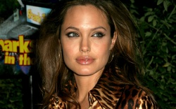Angelina JolieFILM PREMIERE OF 'SHARK TALE',