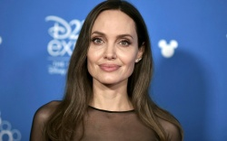 """Angelina Jolie attends the """"Go Behind"""