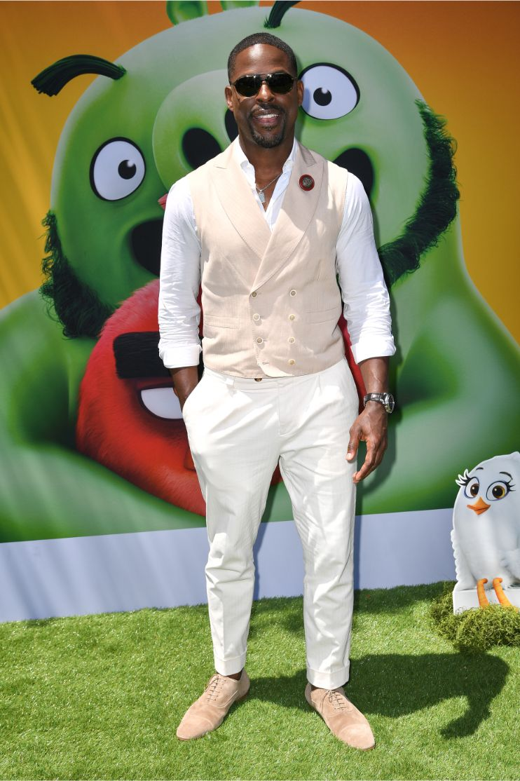 sterling k. brown, angry birds 2