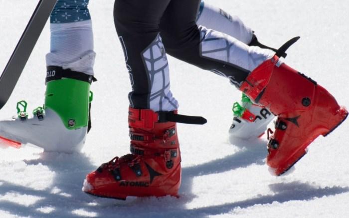 women's alpine ski boots
