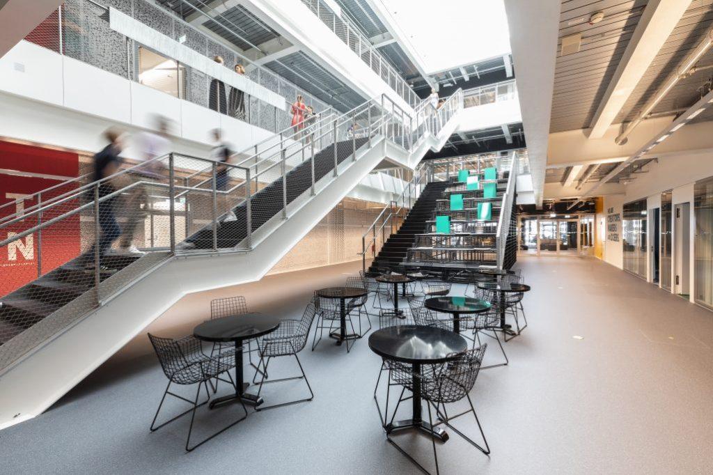 Espinoso SIDA Regularmente  Inside Adidas' Headquarters in Herzogenaurach, Germany & Office Perks –  Footwear News