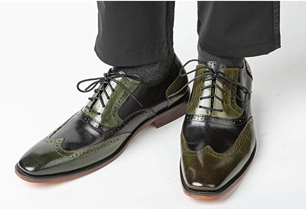 asher green shoes, ag100, oxfords shoes, wingtip