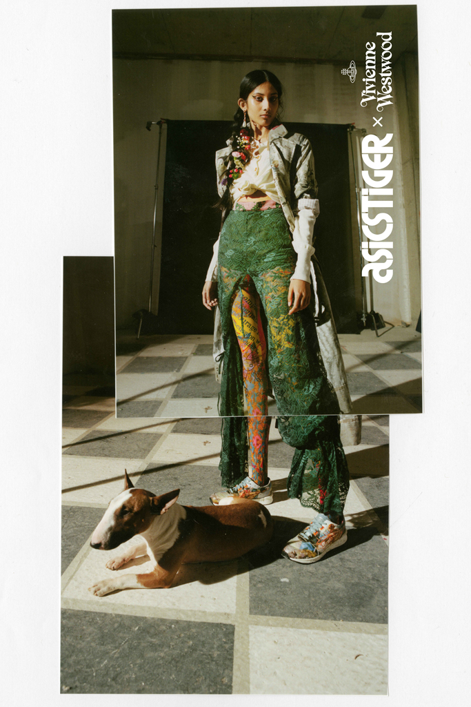Asics Tiger Vivienne Westwood Collaboration Campaign