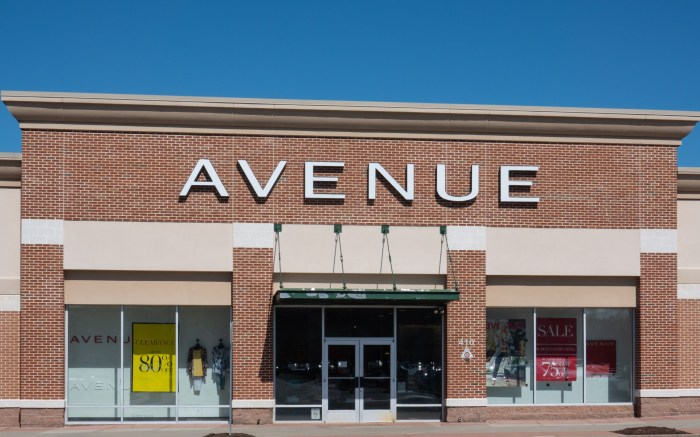 Retail store closures, bankruptcy