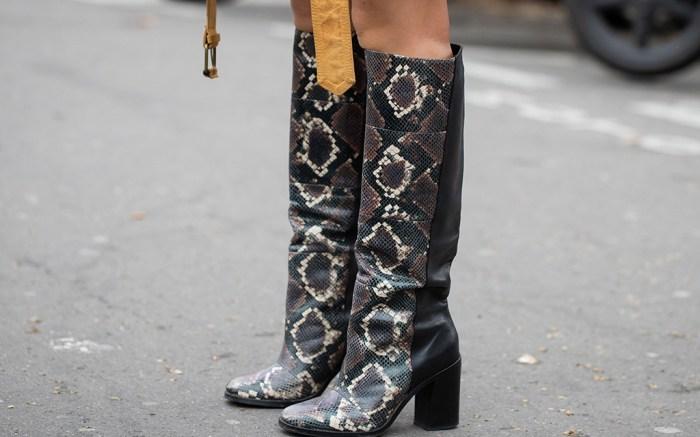 best womens knee high boots street style