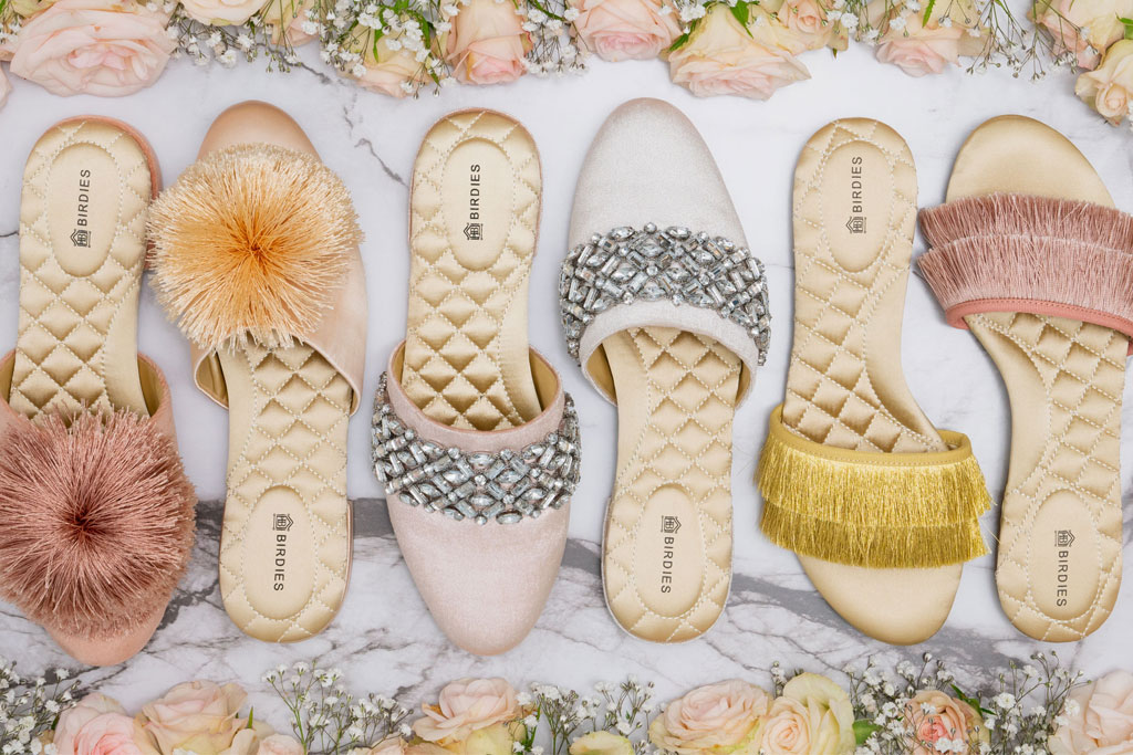 Birdies' bridal collection.