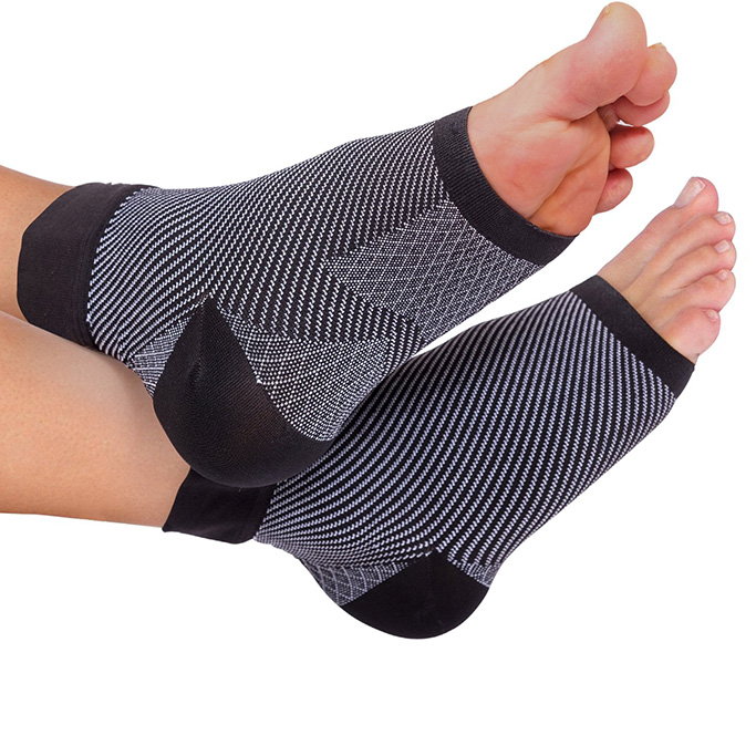 Bitly Compression Sleeves for Plantar Fasciitis