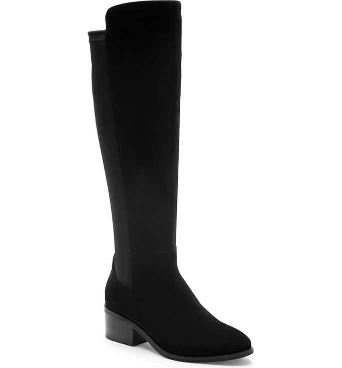 Blondo Gallo Knee-High Waterproof Boot, black