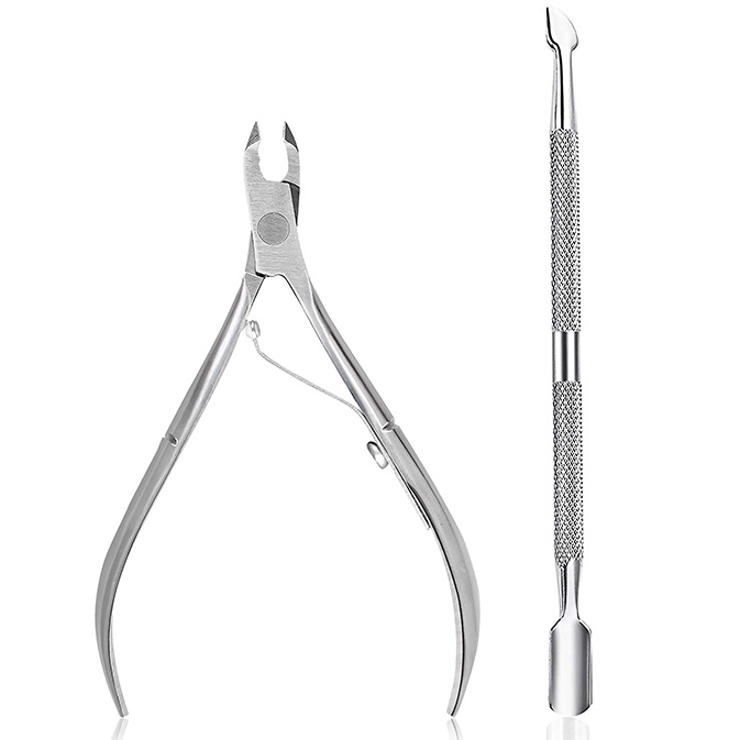 BlueOrchids Cuticle Nipper and Trimmer