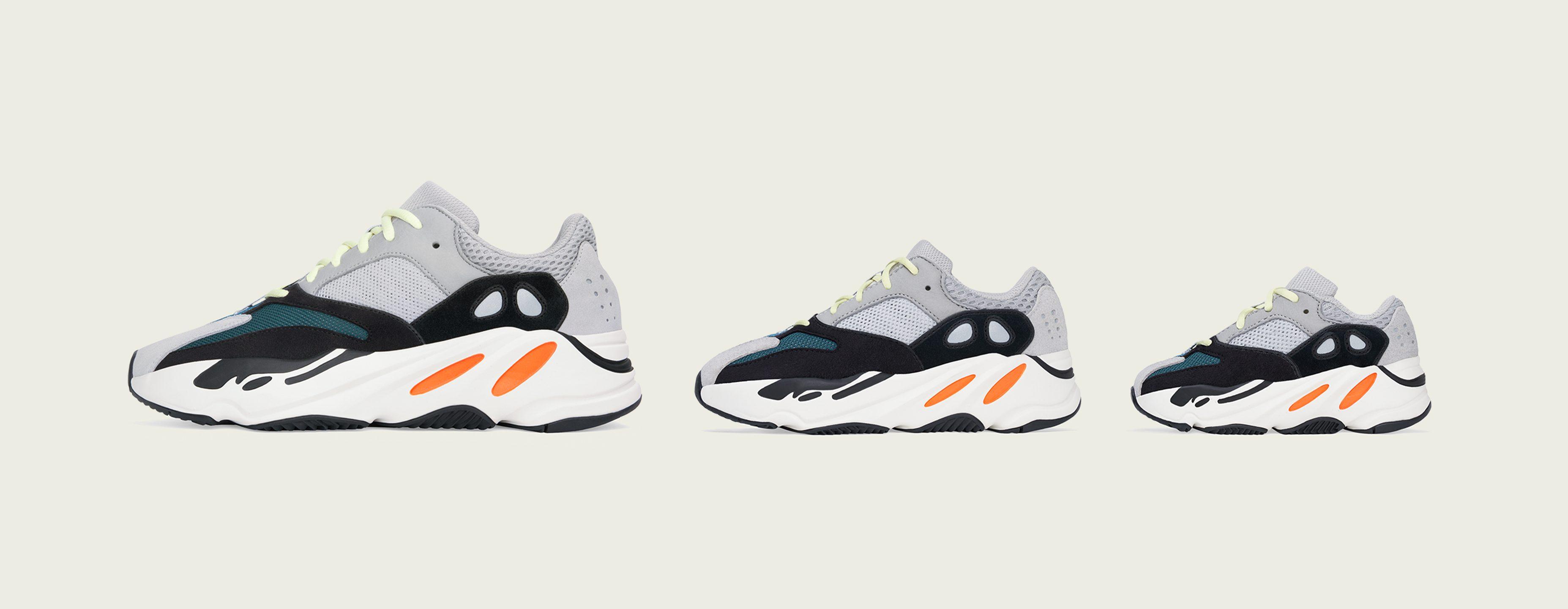 Adidas Yeezy Boost 700 'Wave Runner