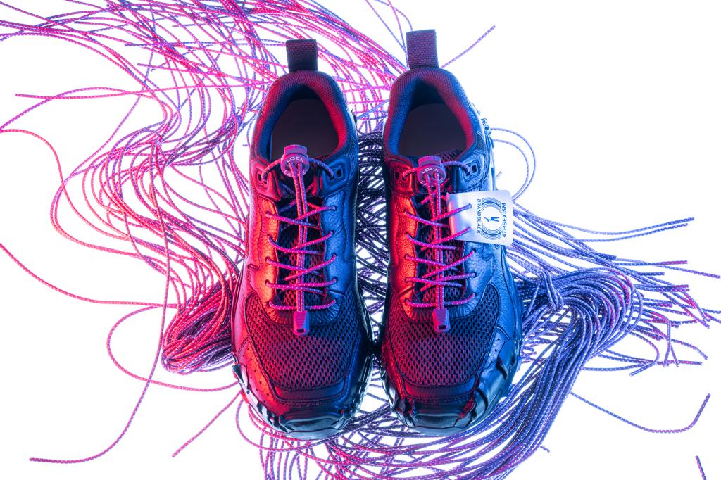 Brandblack 4THSEX Vibram Sneaker