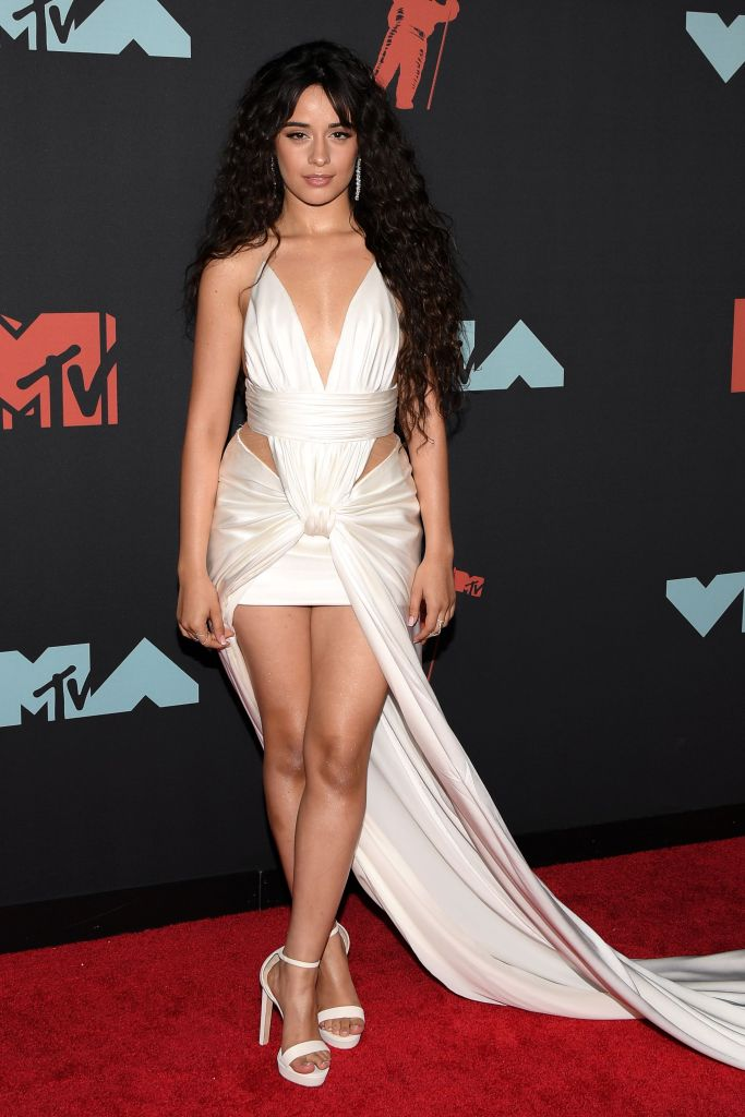 Camila CabelloMTV Video Music Awards, Arrivals, Prudential Center, New Jersey, USA - 26 Aug 2019