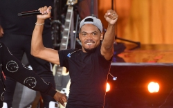 Chance The Rapper 'Good Morning America'