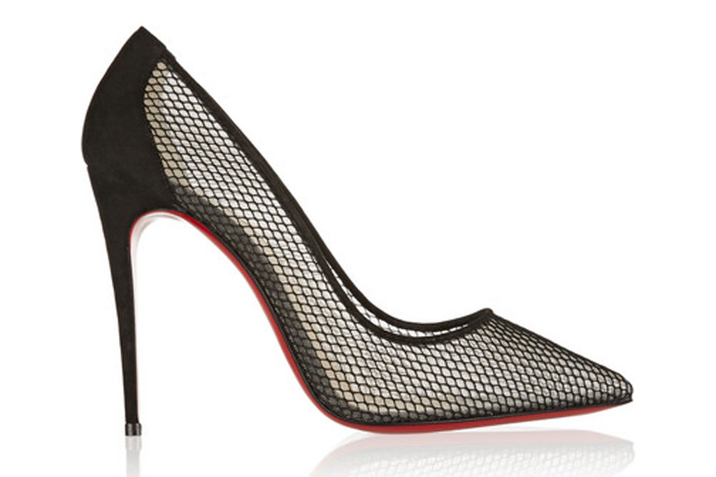 Christian Louboutin Pigalle Resille