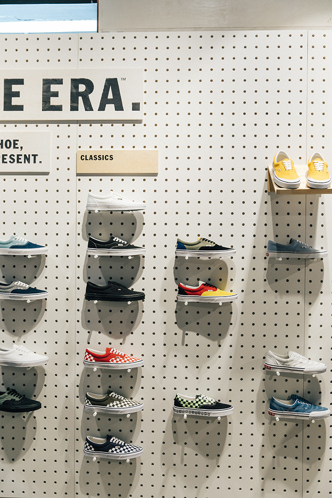 vans era sneakers, shoes