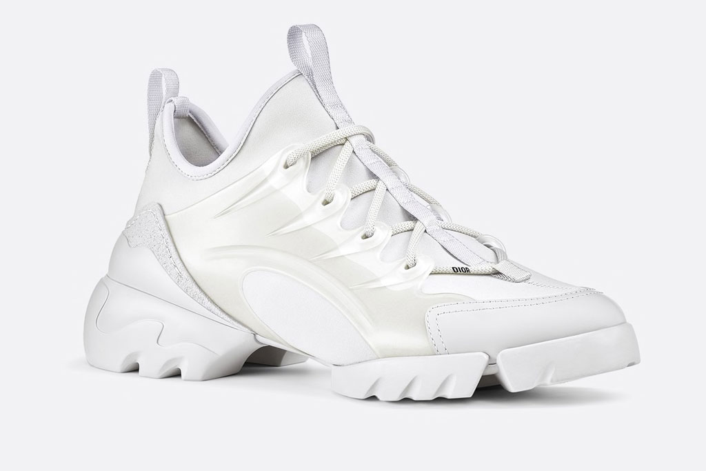 Dior D-Connect sneakers