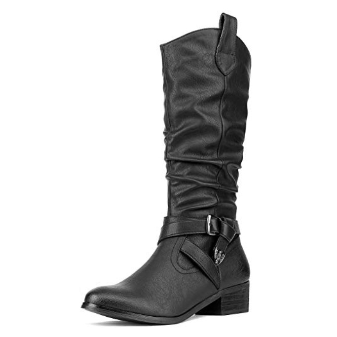 dream paris western riding boots