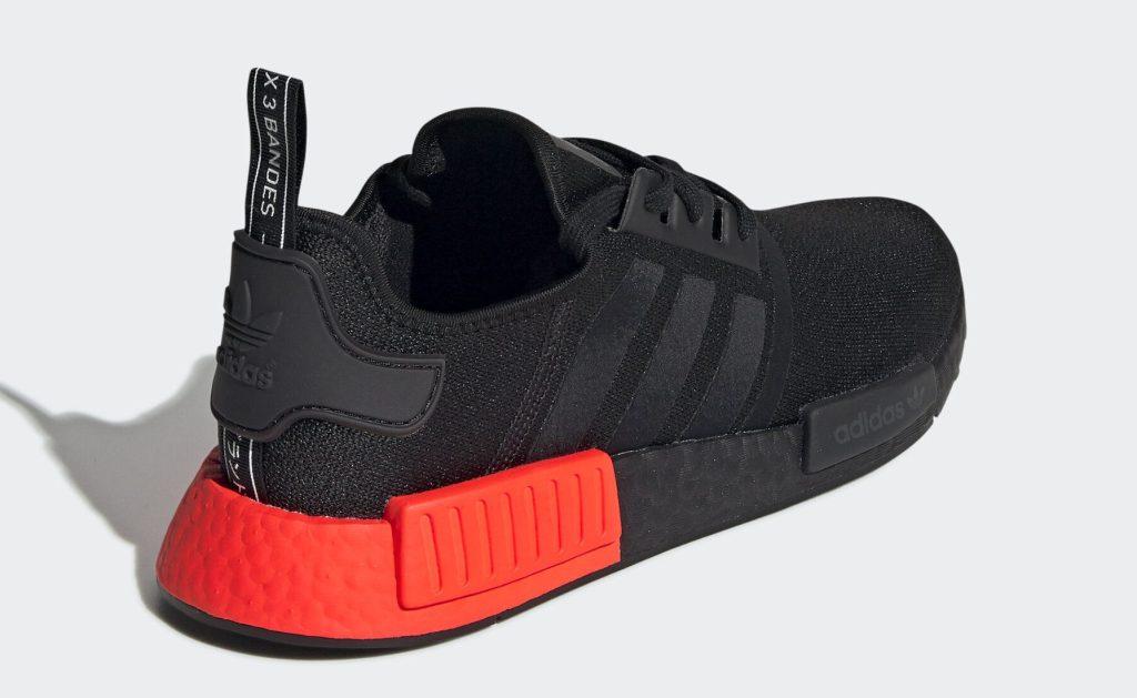 Adidas NMD_R1 EE5107 Black/Red
