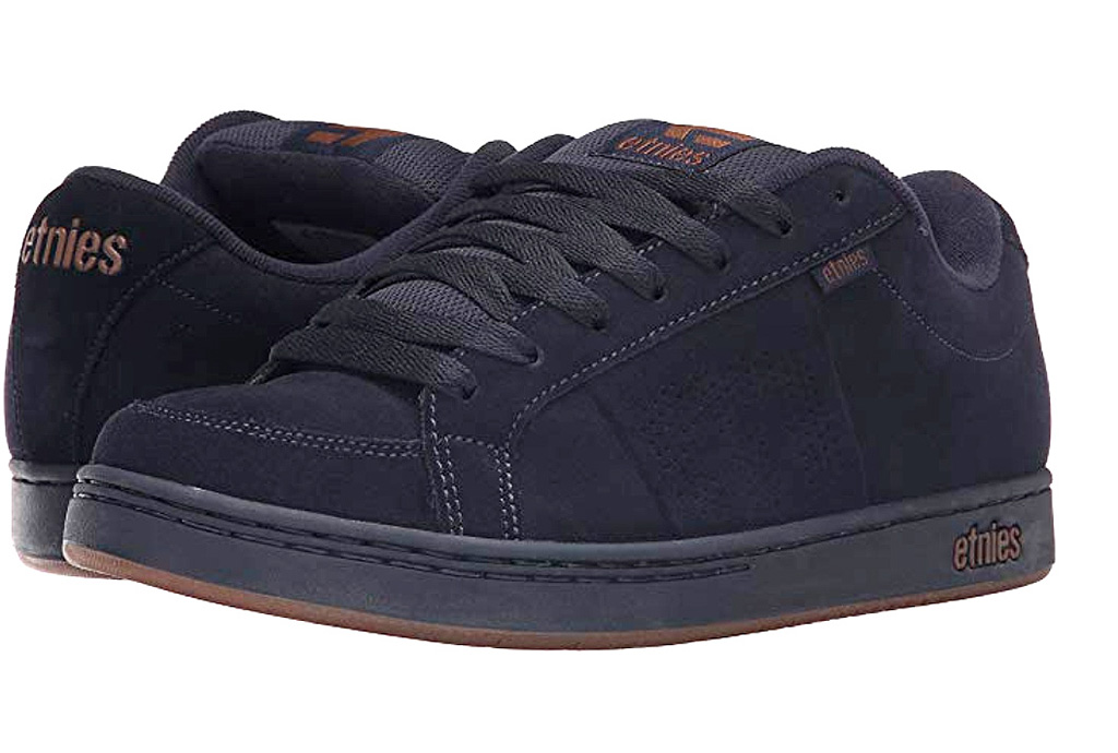 etnies kingpin skateboarding shoes