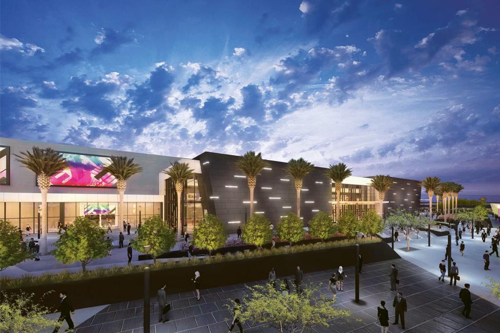 Expo World Market Center Las Vegas