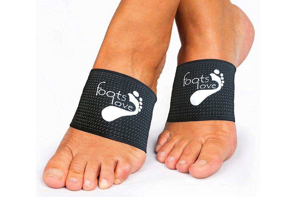 foots love, sleeve, compression
