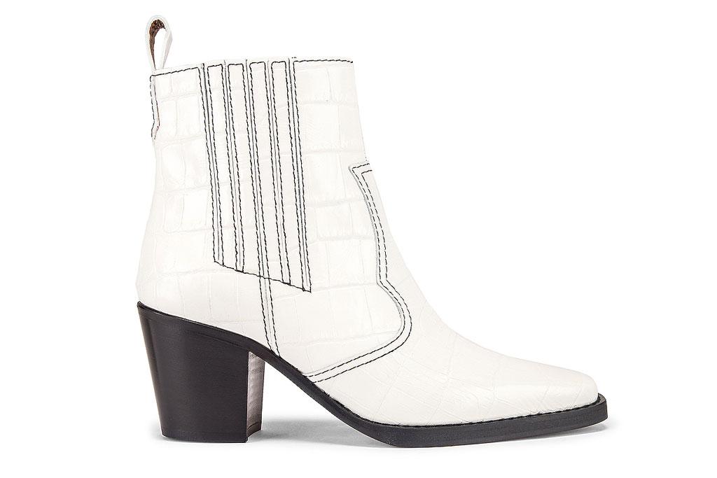 Ganni Western boot